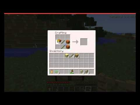 How To Make A Fence In Minecraft Minecraft Polaroid Film How