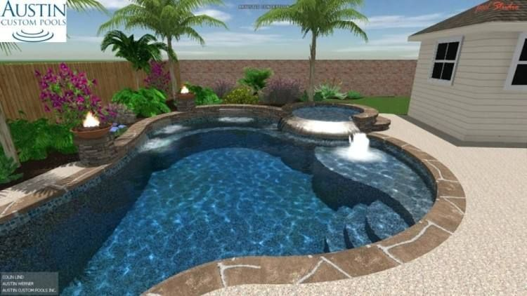 Best Landscape Pool Design Software Pool Landscape Design Swimming Pool Plan Pool Deck Plans