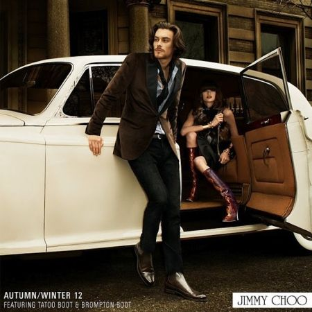 Jimmy Choo Otoño / Invierno 2012-2013 Campaña