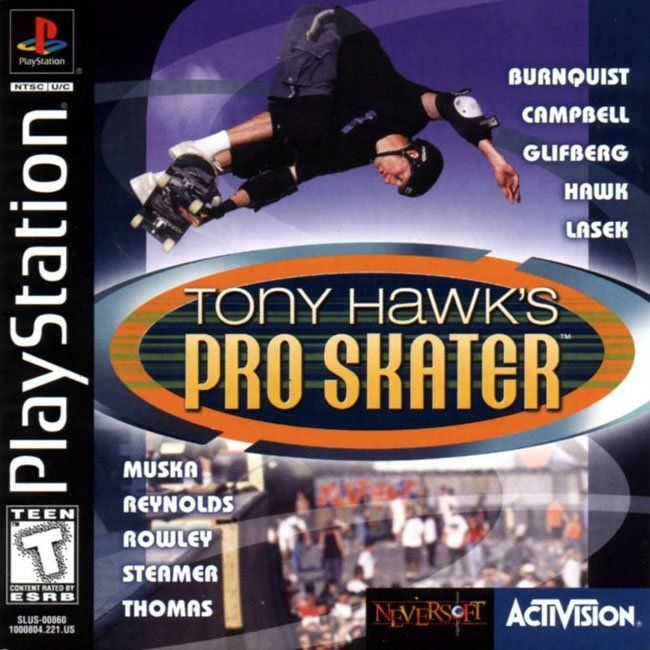 Comprar Jogos Ps 2 Xbox 360 Dvd Xbox360 Playstation 2 Ps2: Pro Skater Para PlayStation PSX PS1