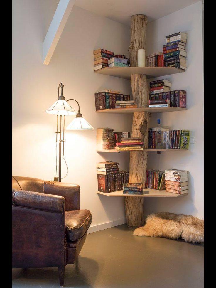 Úsese después de leerse decora tu casa con tus libros favoritos