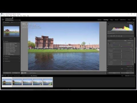 Новое в Lightroom CC 2015.4 - YouTube