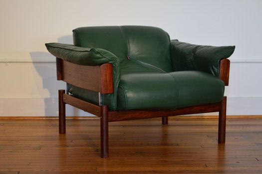 Percival Lafer Brazilian Rosewood And Leather Lounge Chair || Mid Century  Modern Furniture U0026 Art From Galaxie Modern