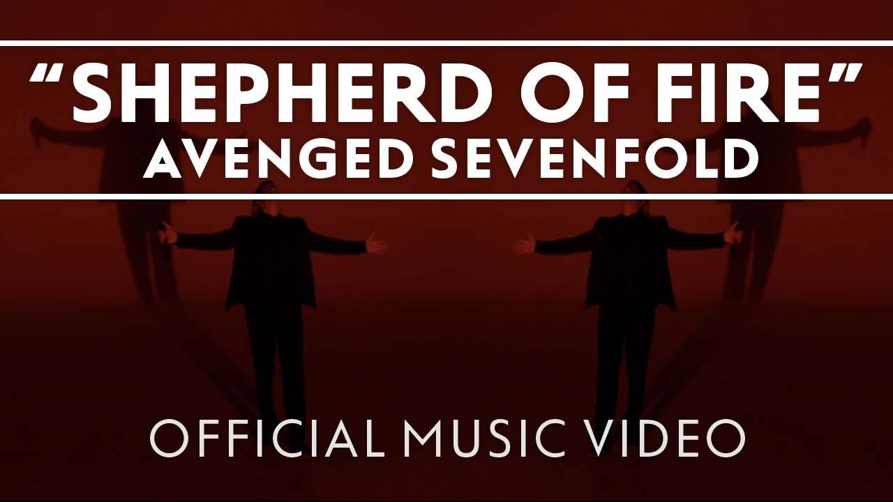 Avenged Sevenfold Shepherd Of Fire Official Music Video With
