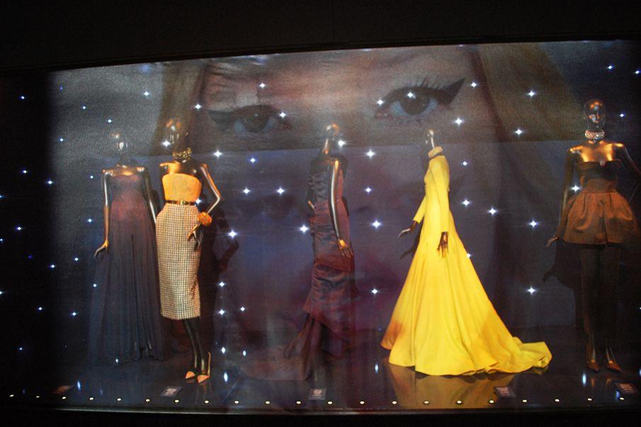 Harrods - Dior exhibition - March 2013 -  London via hmvm.co.uk