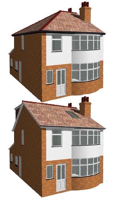 Http Www Theloftspecialists Co Uk Img Hip To Gable Jpg Loft Conversion Plans Loft Conversion Hipped Roof Dormer Loft Conversion