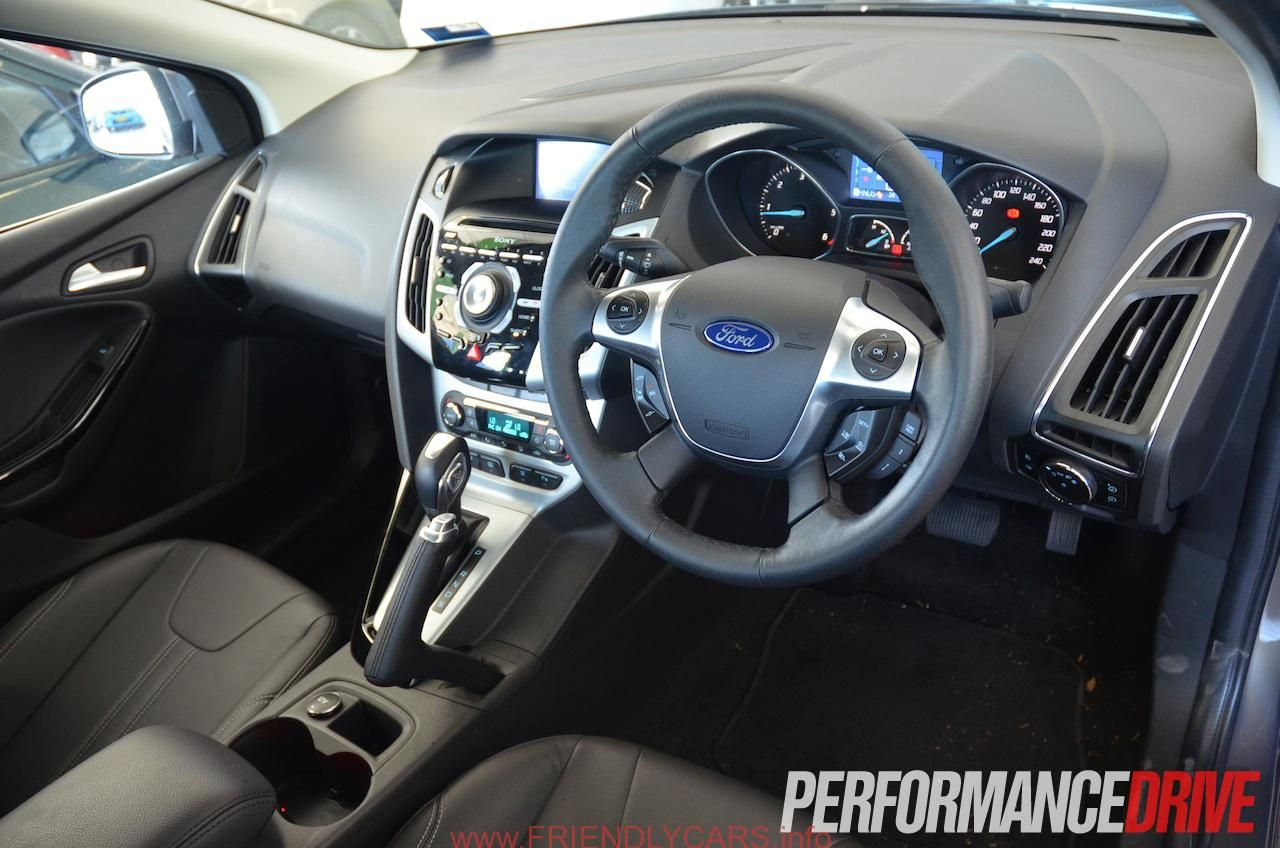 Awesome 2013 Ford Focus Titanium Interior Car Images Hd