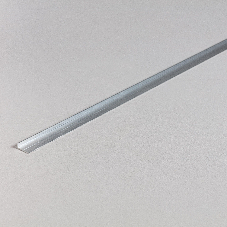 Profile Depart Aluminium Anodise Argent L 2 6 M X L 2 Cm Artens Argent Et Depart