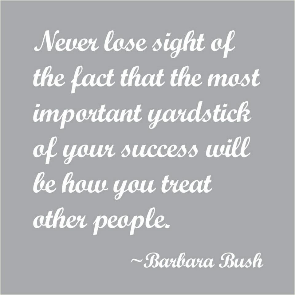 Barbara Bush Bush quotes, Barbara bush, Empowering quotes