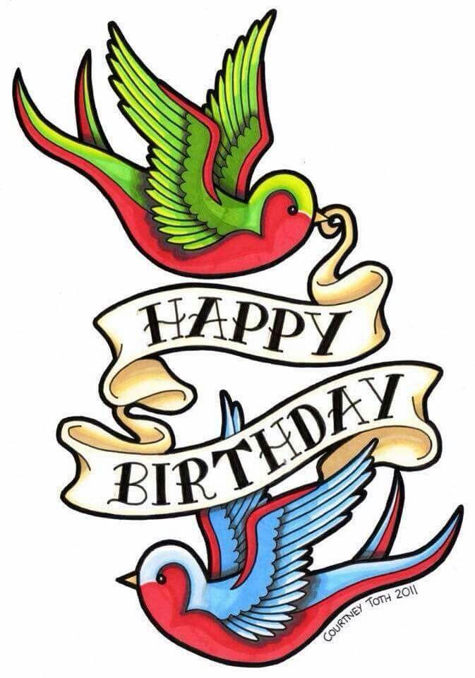 Happy Birthday Happy Birthday Greetings Happy Birthday Birthday Meme