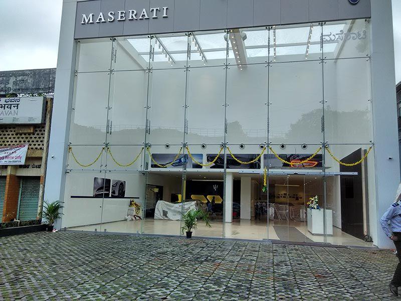 Maserati Opens New Showroom In Bangalore Httpbloggaadikeycom - Maserati car dealership