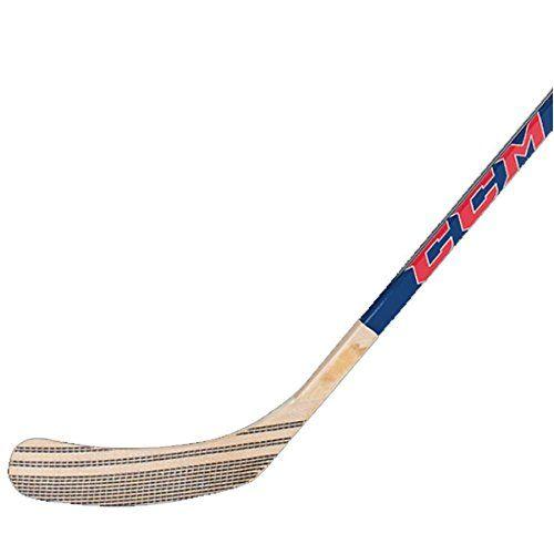 Ccm Heat 252 Wooden Junior Hockey Stick P19 Nugent Hopkins Flex 50 Left Handed Street Hockey Street Hockey Sticks Ice Hockey Sticks