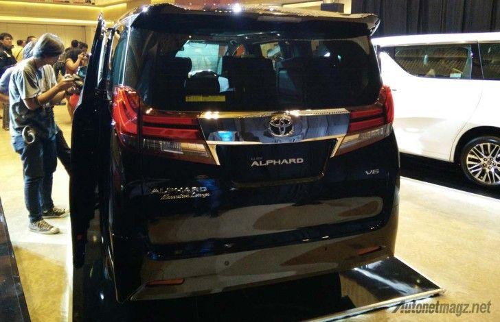 All New Alphard Executive Lounge Agya Trd 2019 Berita Toyota V6 First Impression Review Dan Vellfire 2015
