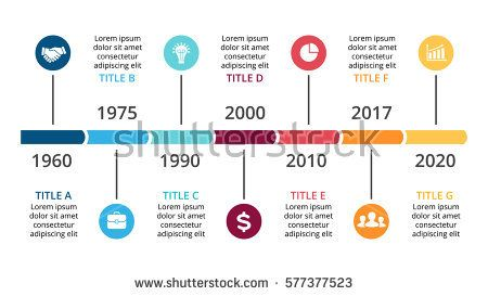 Vector arrows timeline infographic diagram chart graph vector arrows timeline infographic diagram chart graph presentation business infographics concept with options ccuart Images