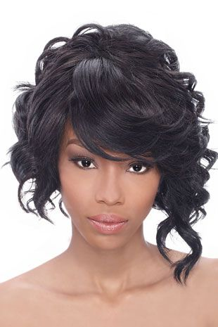 Outre Synthetic Lace Front Wig Shorty Futura Hairsisters