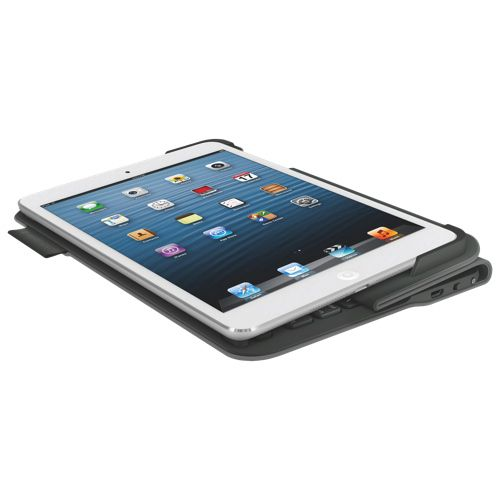 Logitech Ultrathin Ipad Mini Keyboard Case 920 006030 Veil Grey