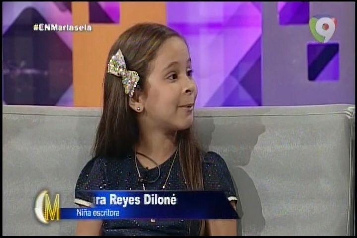 Entrevista A Laura Reyes La Escritora Más Joven De República Dominicana