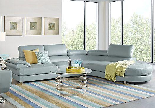 Terrific Sofia Vergara Cassinella Hydra 2 Pc Sectional Rooms To Go Evergreenethics Interior Chair Design Evergreenethicsorg