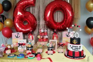 60th Birthday Themes For Dad