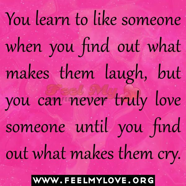 You learn to like someone when you find | Quotes | Pinterest ...