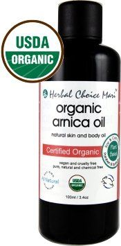 Any brand will do. Pure Arnica oil. You'll be amazed how it makes bruises disappear in a day. Amazed!