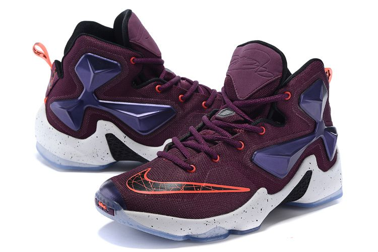 Nike LeBron 13 New Release Basketball Shoes