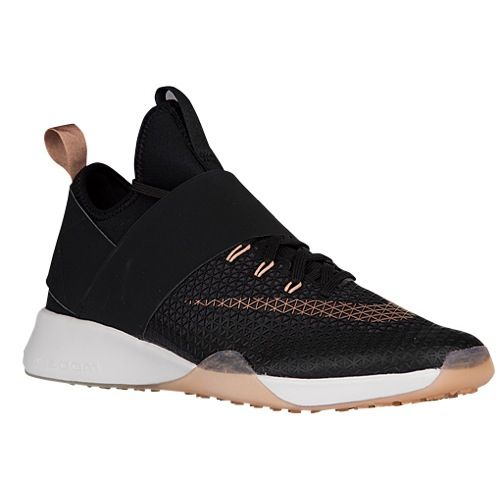 95c505aad74 Nike Air Zoom Strong - Women's - Training - Shoes - Black/Rose Gold ...