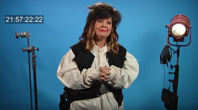 Young Han Solo Auditions By Melissa Mccarthy 50 Cent And More Conan Shares The Tapes In 2021 Hans Solo Adam Sandler Melissa Mccarthy