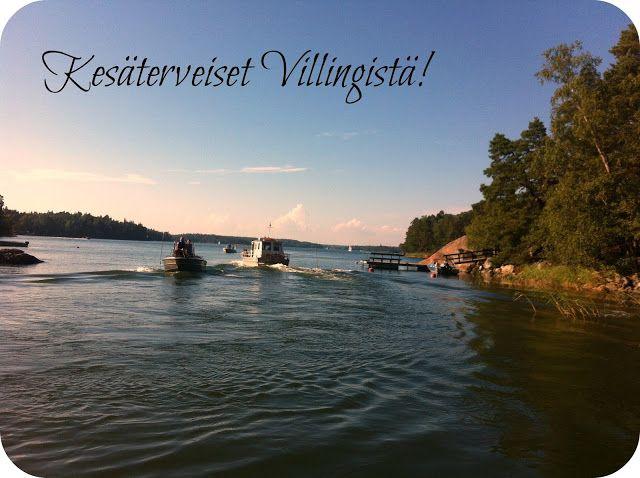 Harmaafuksia: Frittibrunssi Villa Villingenäsissä, suosittelen!