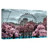 Found it at Wayfair - 'London II' by Revolver Ocelot Graphic Art on Wrapped Canvas