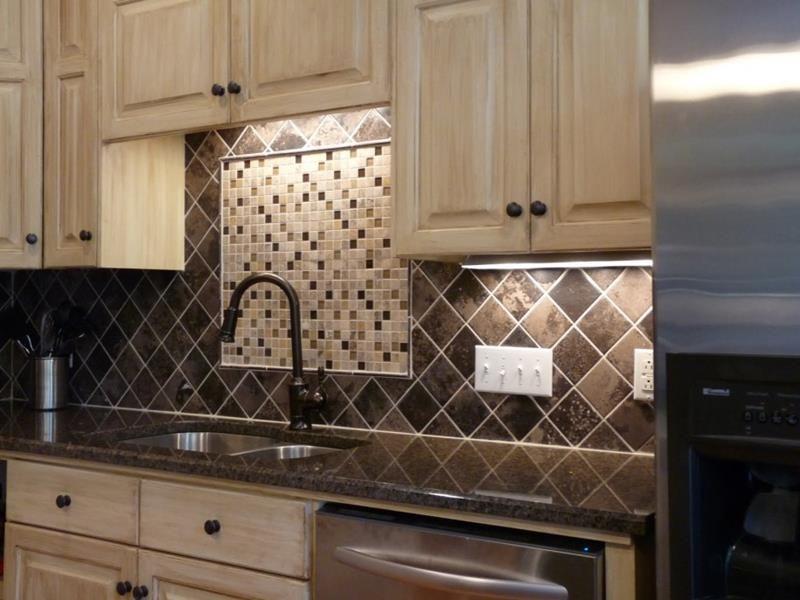 25 Kitchen Backsplash Design Ideas - Page 2 of 5 | Designs