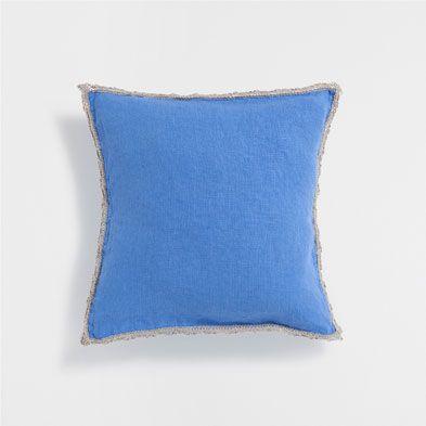 coussins d coration zara home belgique chez wam linge et confort pinterest home. Black Bedroom Furniture Sets. Home Design Ideas