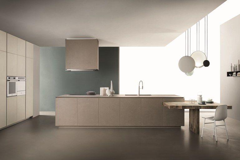 Cucina obliqua by ernestomeda design r interior .:. kitchen