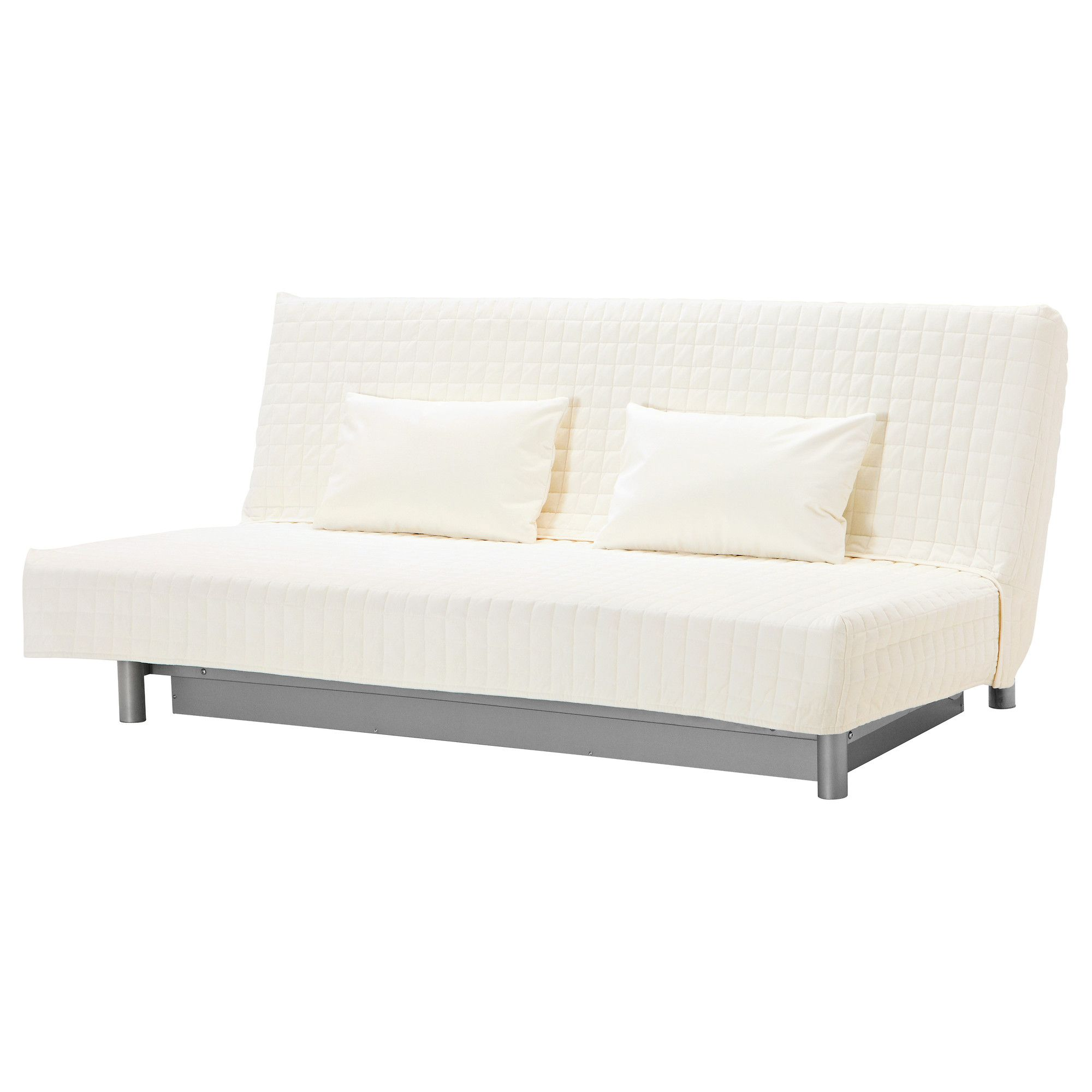 Ikea Sofa Bed Mattress Nyhamn 3 Seat Sofa Bed With Foam