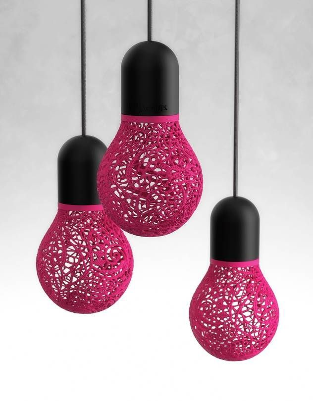 3 d printing adds depth to home decor lace lamp 3d on wall street journal crossword id=76154