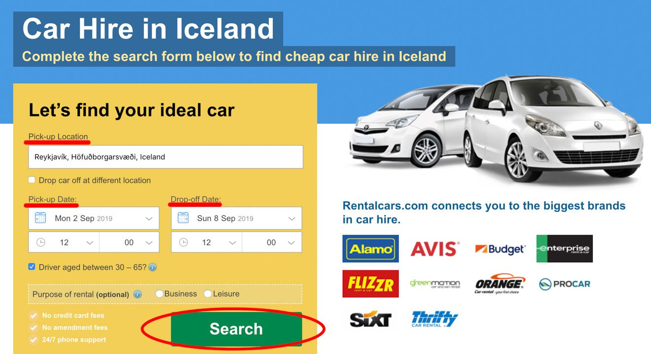 8 Things You Should Know Before Renting a Car in Iceland