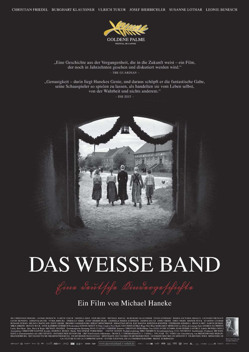 Das Weiße Band Trailer