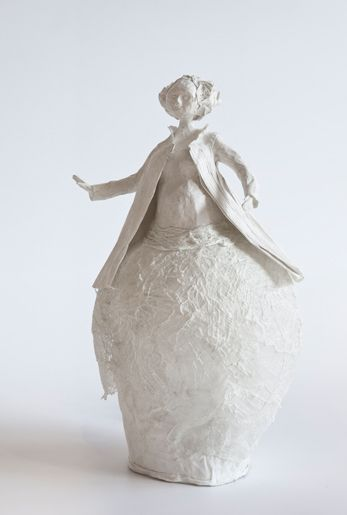 sculpture de papier papier a etres j 39 adore cette puret. Black Bedroom Furniture Sets. Home Design Ideas