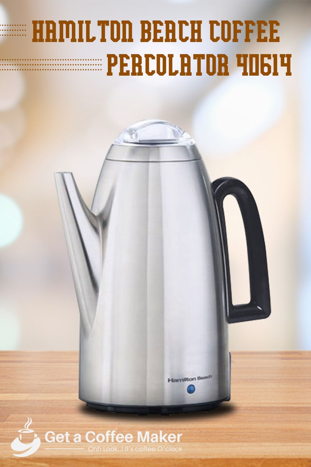 Top 10 Coffee Percolators Feb 2020 Reviews Buyers Guide