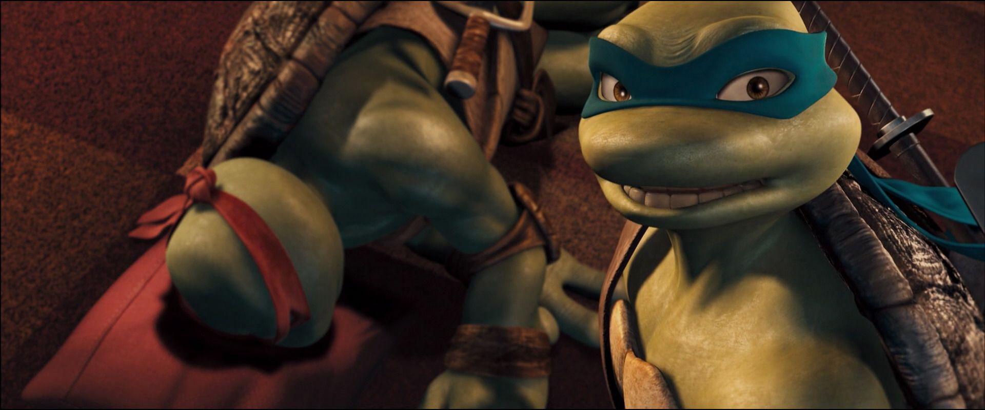 Tmnt 2007 Tmnt Leonardo Tmnt Ninja Turtles