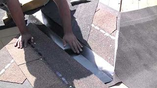 Roof Installation How To Shingle A Valley Hd By Roofrepair101 Roof Shingles Roof Installation Shingling