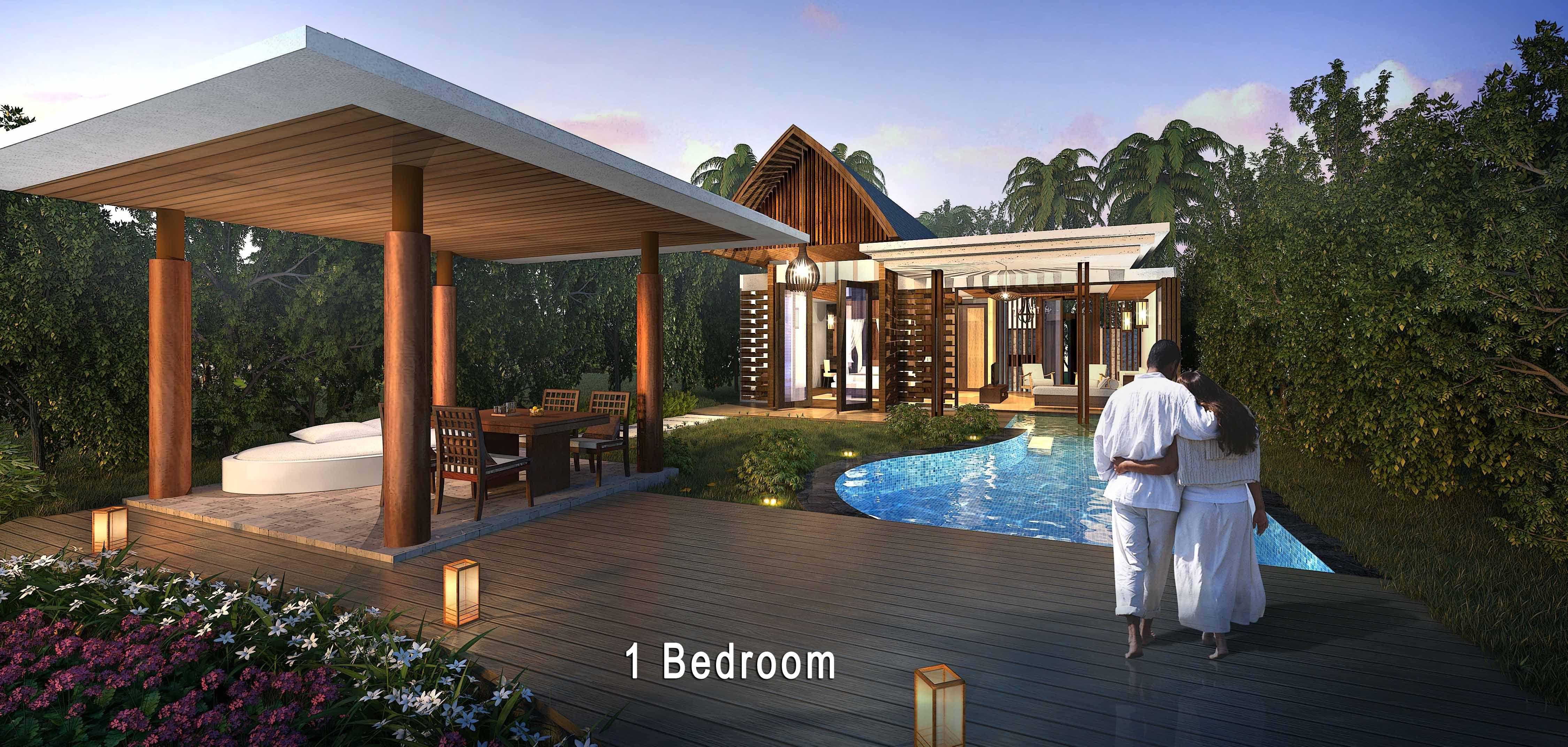 investasi terbaik di villa mewah pecatu