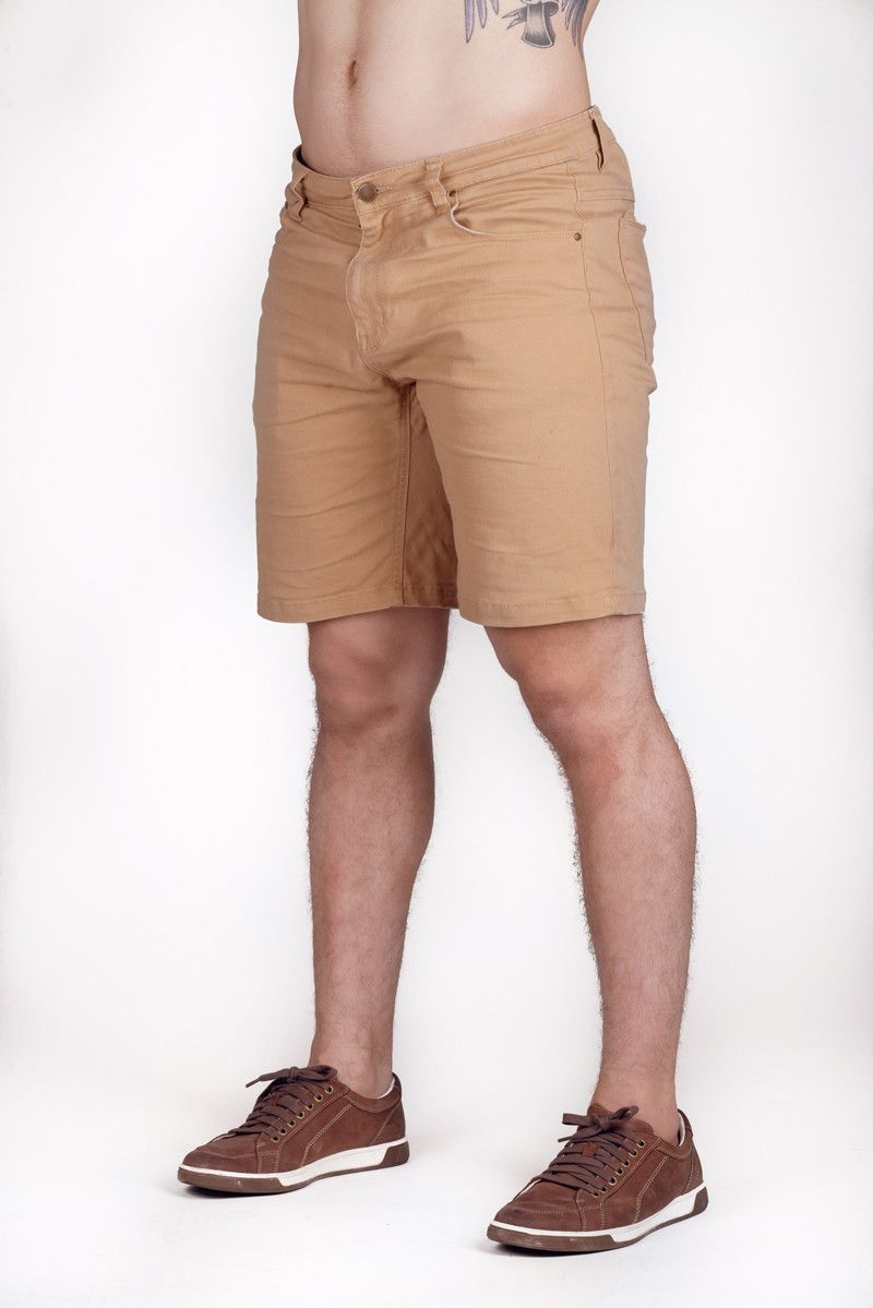 Athletic Chino Shorts in Khaki | Shorts, Products and Khakis