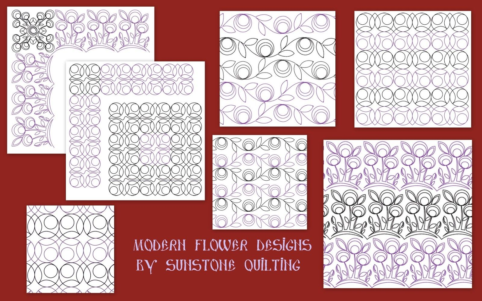 From Sunstone Quilting