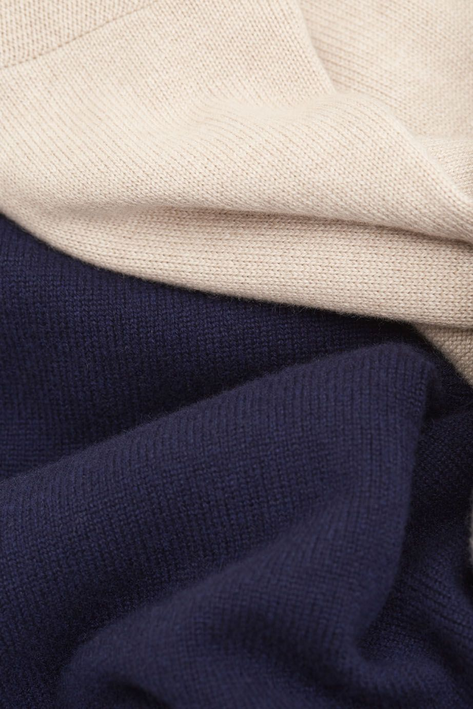 Cashmere can also be put into the washing machine at a