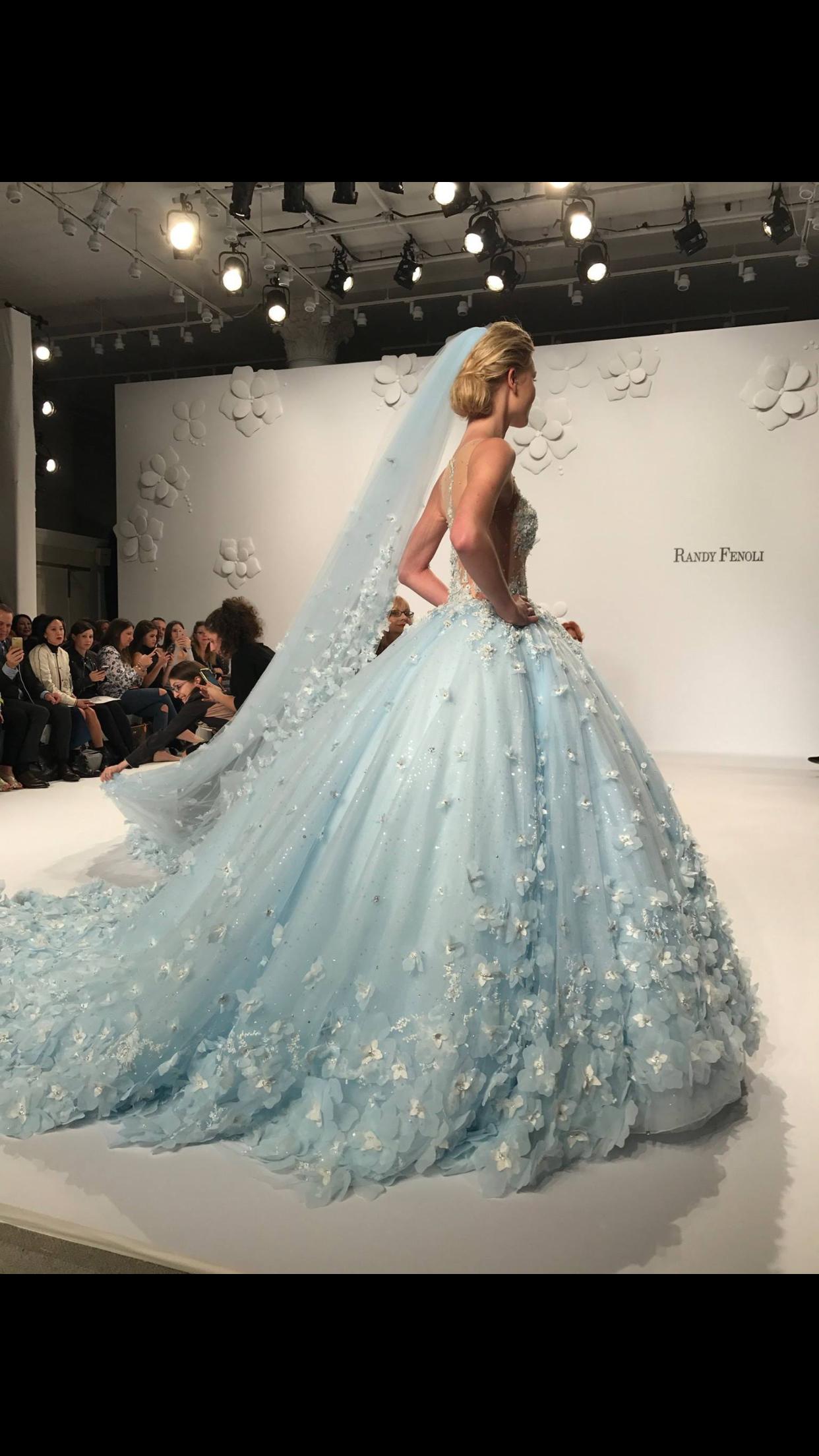 Randy Fenoli wedding dress!! IM IN LOVE! (With images