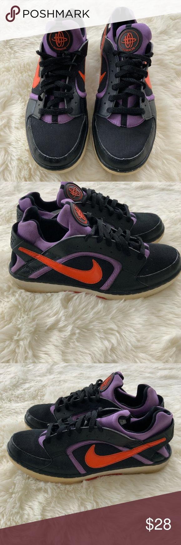 the best attitude 445f8 68981 Nike Huarache Dance Low 2009 Womens 9 Nike Huarache Dance Low 2009 Womens 9  Nike Shoes Sneakers