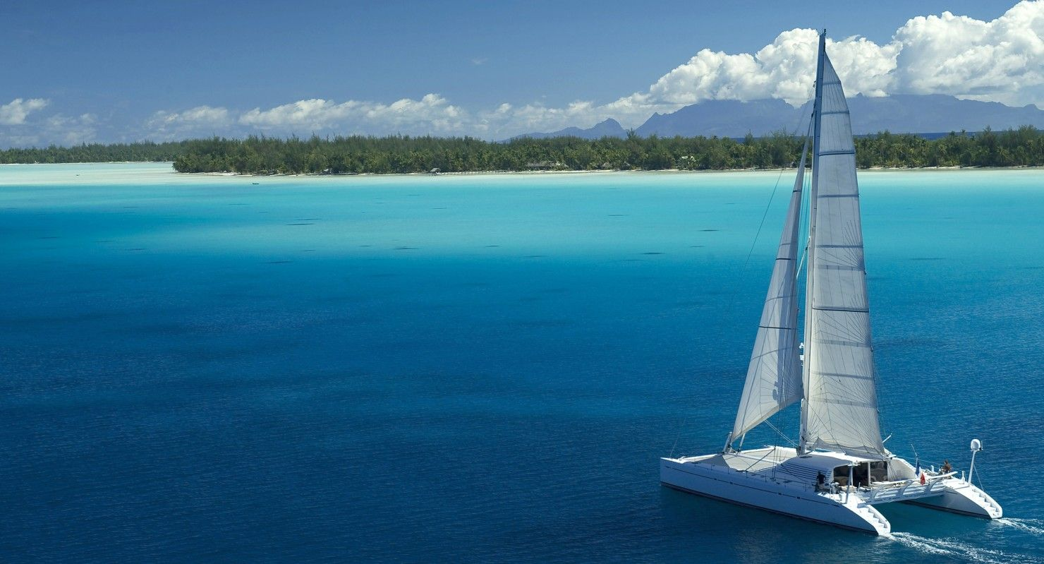 This is beauty as a sailboat!!