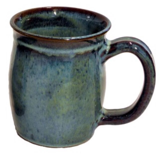 Drink out of these beautiful large mugs everyday! Huel Pottery. Website link is pasted in the comments