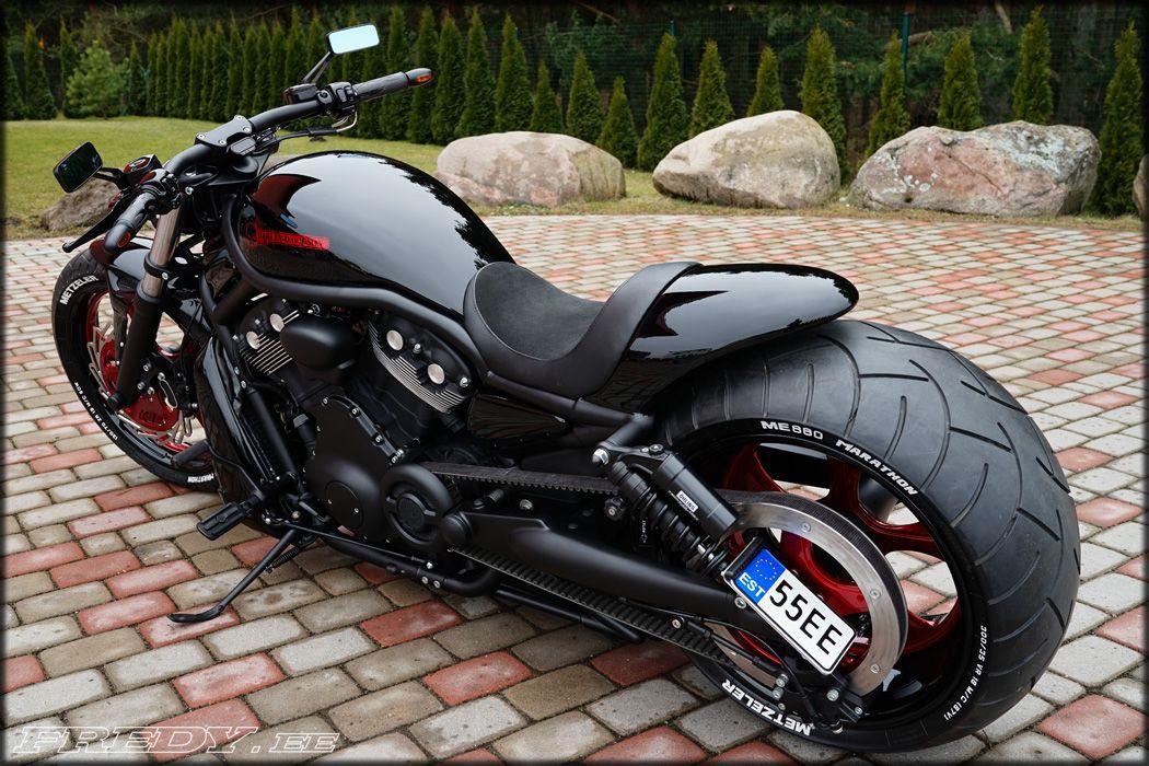02 Harley-Davidson VRSCA Turbo | Fredy.ee | Motos deportivas ...